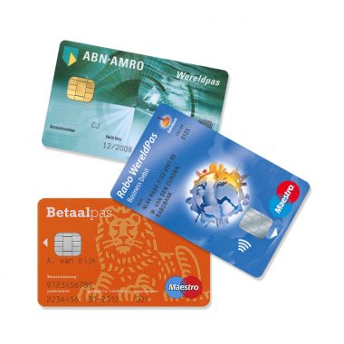Afbeelding bij 'Bankpassen'