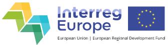 Interreg Europe: European Union | European Regional Development Fund.